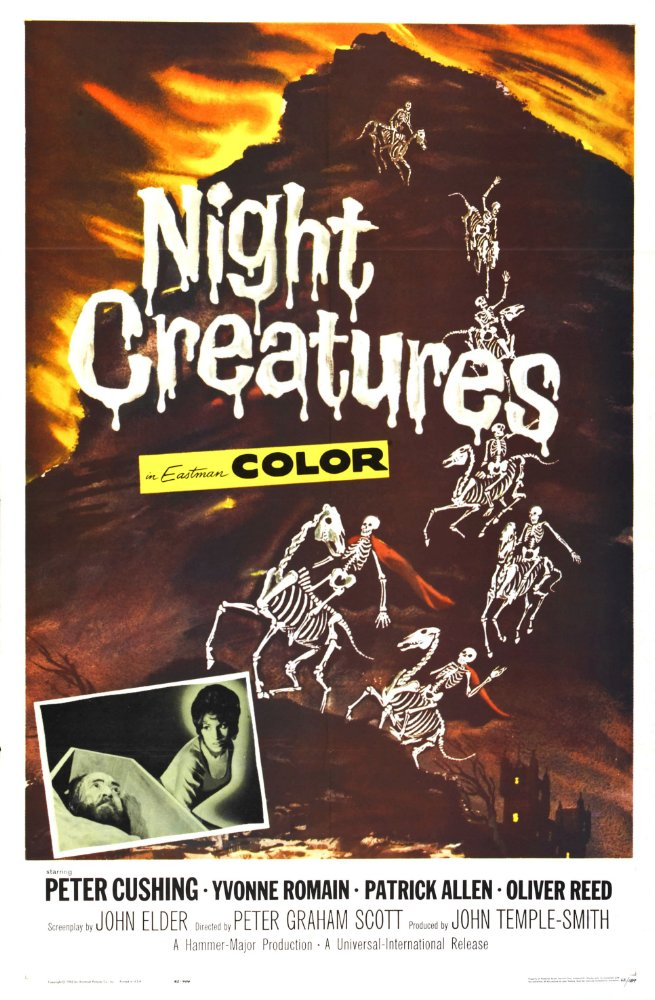Watch Movie Night Creatures