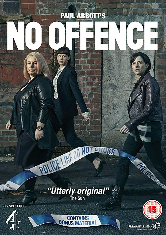 Watch Movie No Offence - Season 3