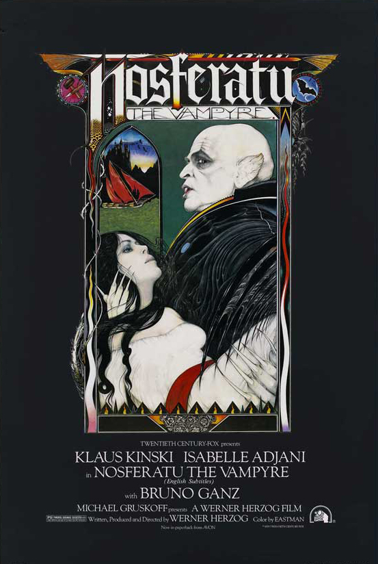 Watch Movie Nosferatu the Vampyre