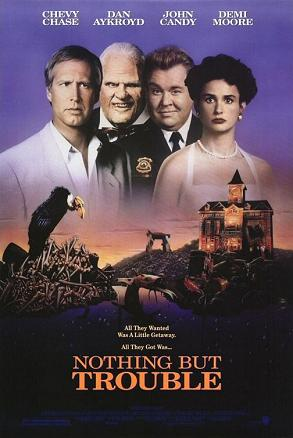 Watch Movie Nothing but Trouble