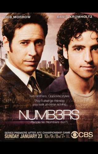 Watch Movie Numb3rs - Season 2
