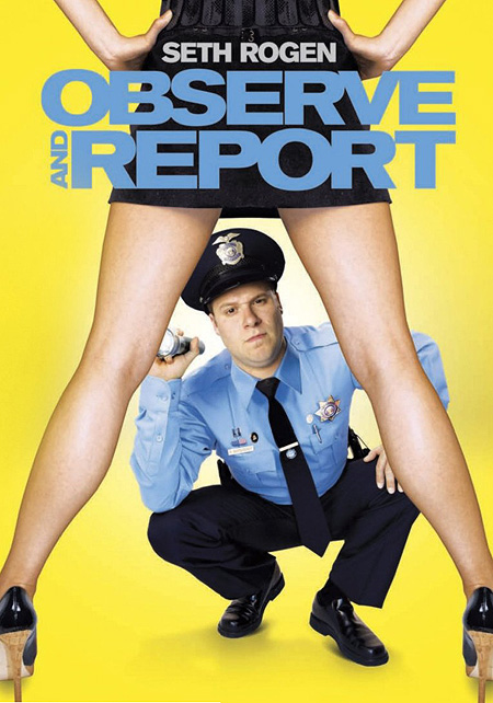 Watch Movie Observe and Report