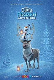 Watch Movie Olaf's Frozen Adventure