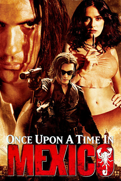Watch Movie Once Upon A Time In Mexico