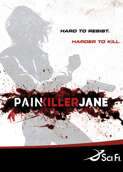 Watch Movie Painkiller Jane - Season 1