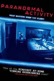 Watch Movie Paranormal Activity