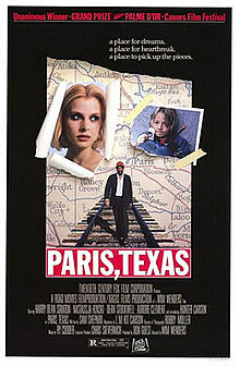 Watch Movie Paris, Texas
