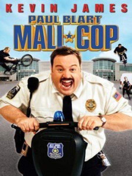 Watch Movie Paul Blart Mall Cop 1