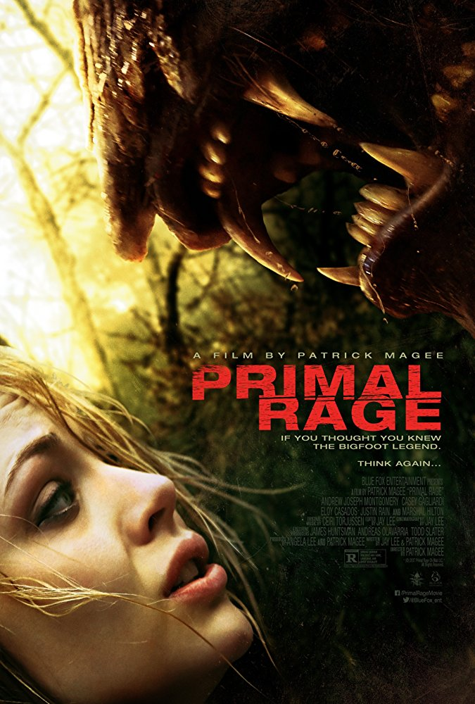 Watch Movie Primal Rage