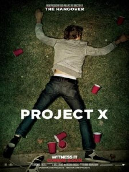 Watch Movie Project X (2012)