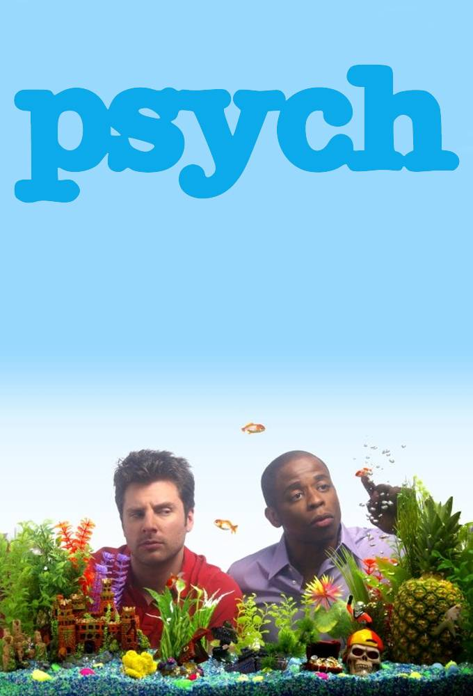 Watch Movie Psych - Season 1
