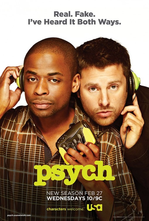 Watch Movie Psych - Season 3