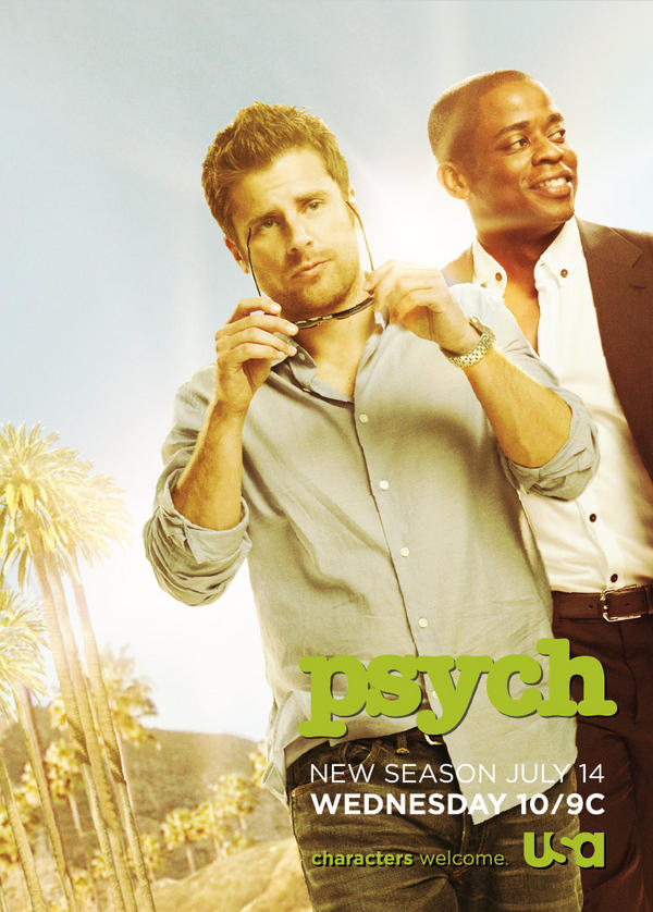 Watch Movie Psych - Season 7