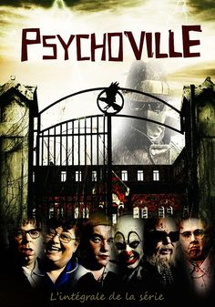 Watch Movie Psychoville - Season 1