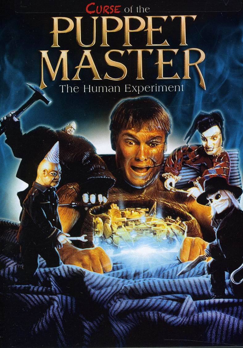 Watch Movie Puppet Master 6: Curse of the Puppet Master