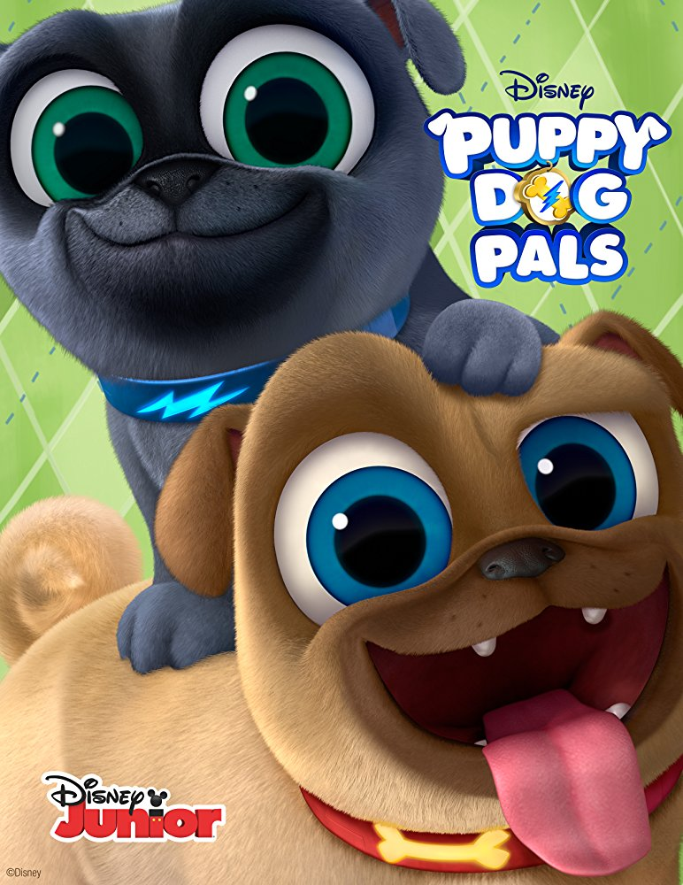 Watch Movie Puppy Dog Pals - Season 3
