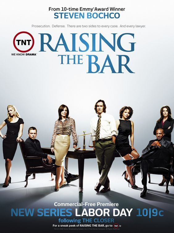 Watch Movie Raising the Bar - Season 2