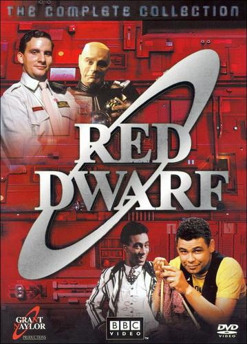 Watch Movie Red Dwarf Complete
