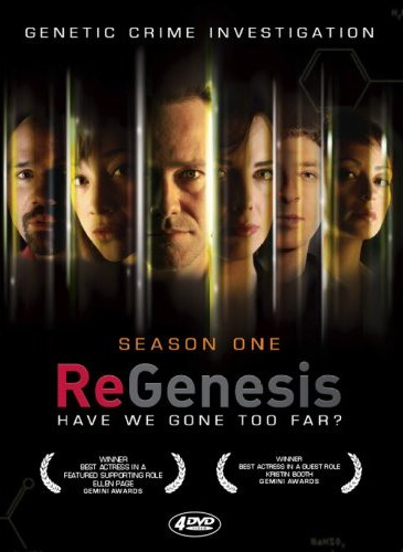 Watch Movie ReGenesis - Season 2