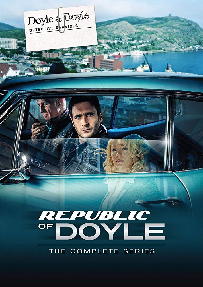 Watch Movie Republic of Doyle - Season 4