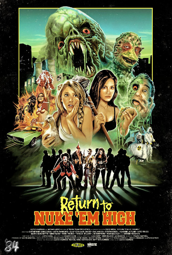 Watch Movie Return to Nuke 'Em High Volume 1