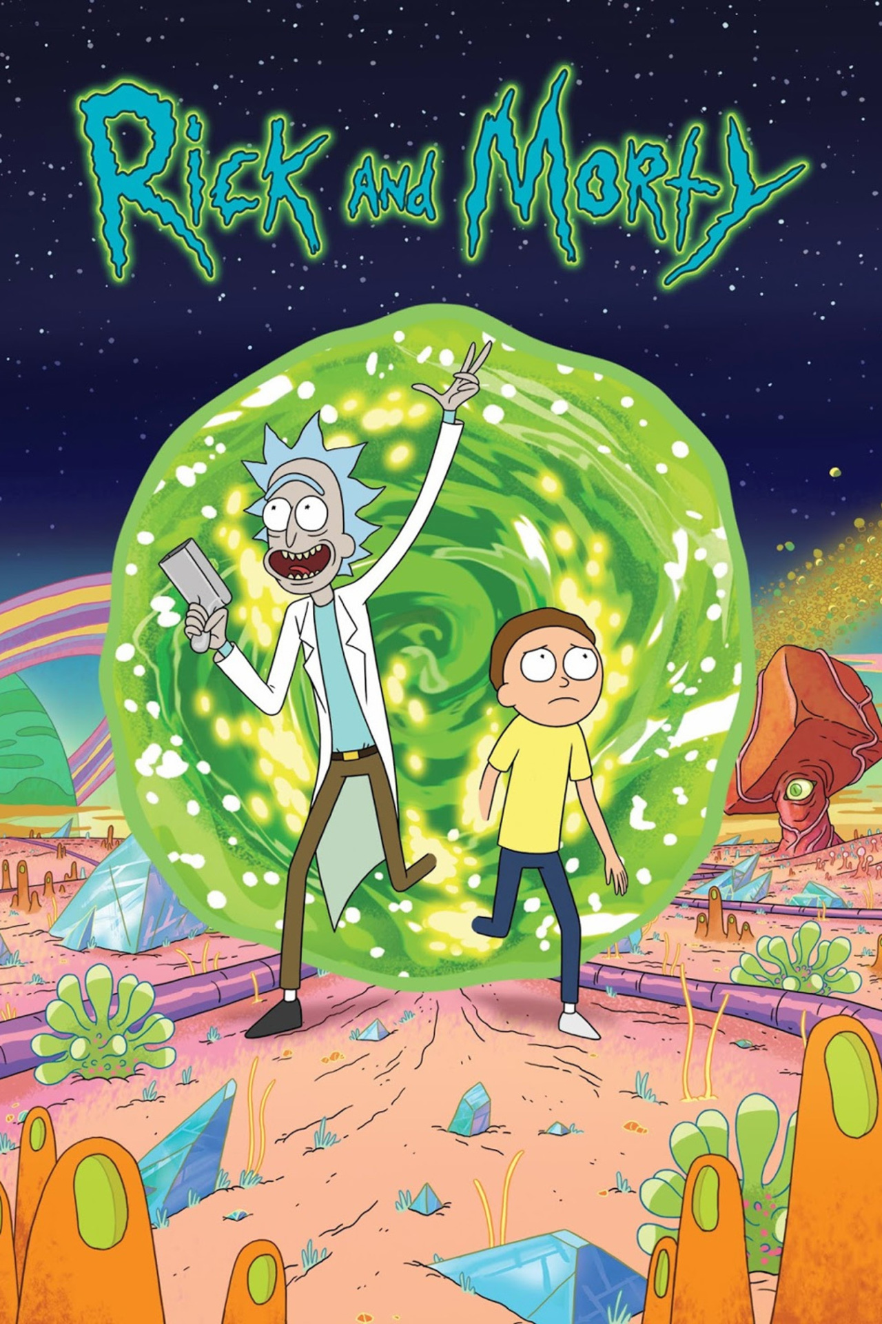 Watch Movie Rick and Morty - Season 5