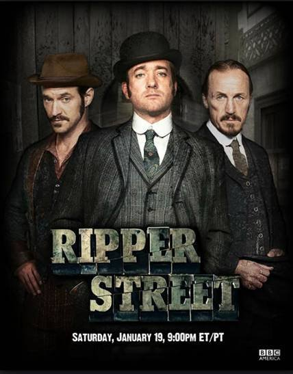 Watch Movie Ripper Street - Season 2
