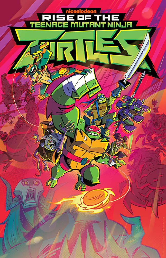 Watch Movie Rise of The Teenage Mutant Ninja Turtles - Season 1