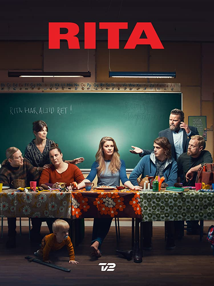 Watch Movie Rita - Season 3
