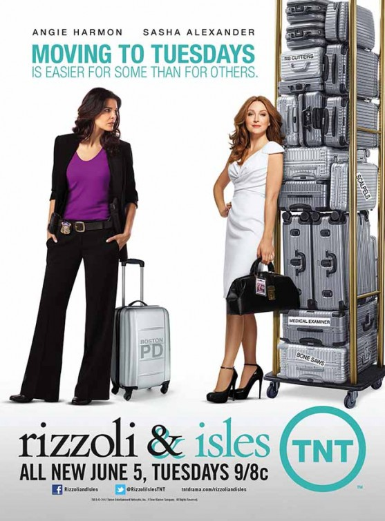 Watch Movie Rizzoli and Isles - Season 3