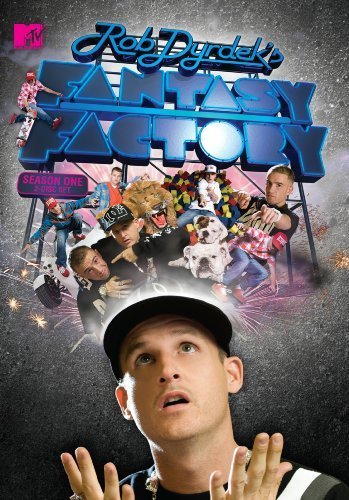 Watch Movie Rob Dyrdek's Fantasy Factory - Season 6