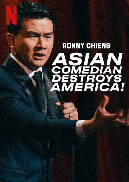 Watch Movie Ronny Chieng: Asian Comedian Destroys America