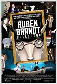 Watch Movie Ruben Brandt, Collector