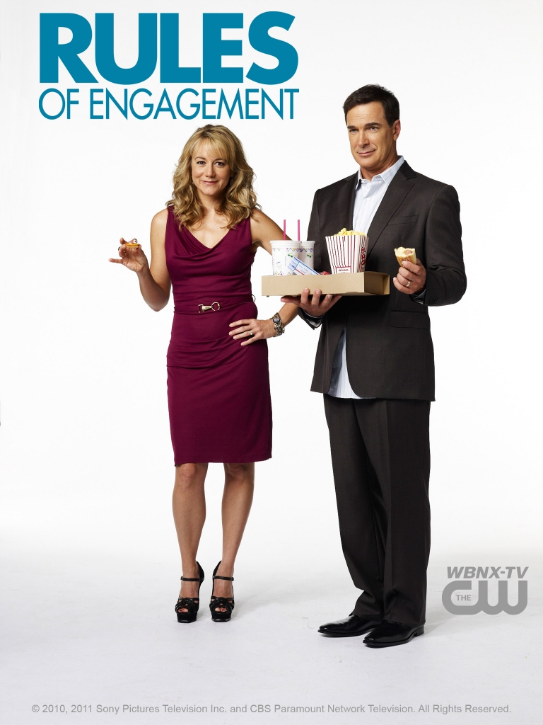Watch Movie Rules of Engagement - Season 6