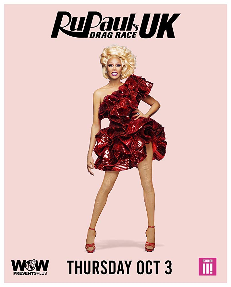 Watch Movie RuPaul's Drag Race UK - Season 1