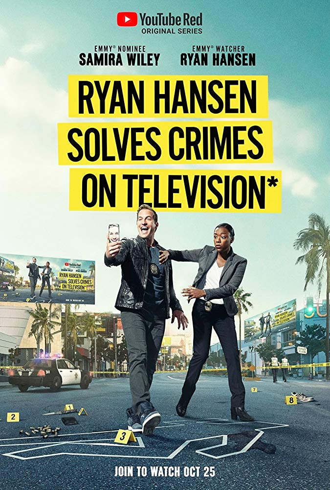 Watch Movie Ryan Hansen Solves Crimes On Television - Season 2