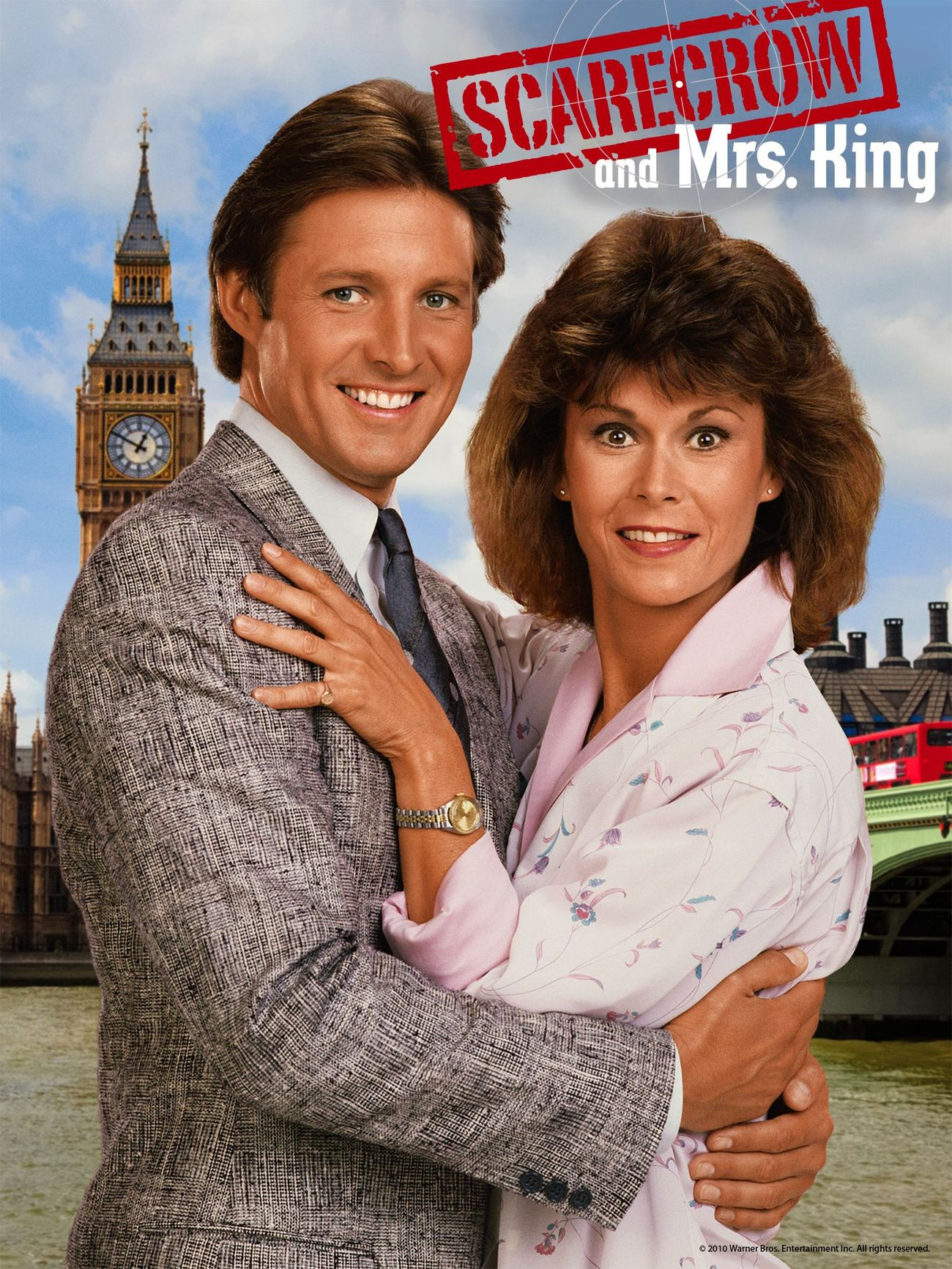 Watch Movie Scarecrow and Mrs. King - Season 1