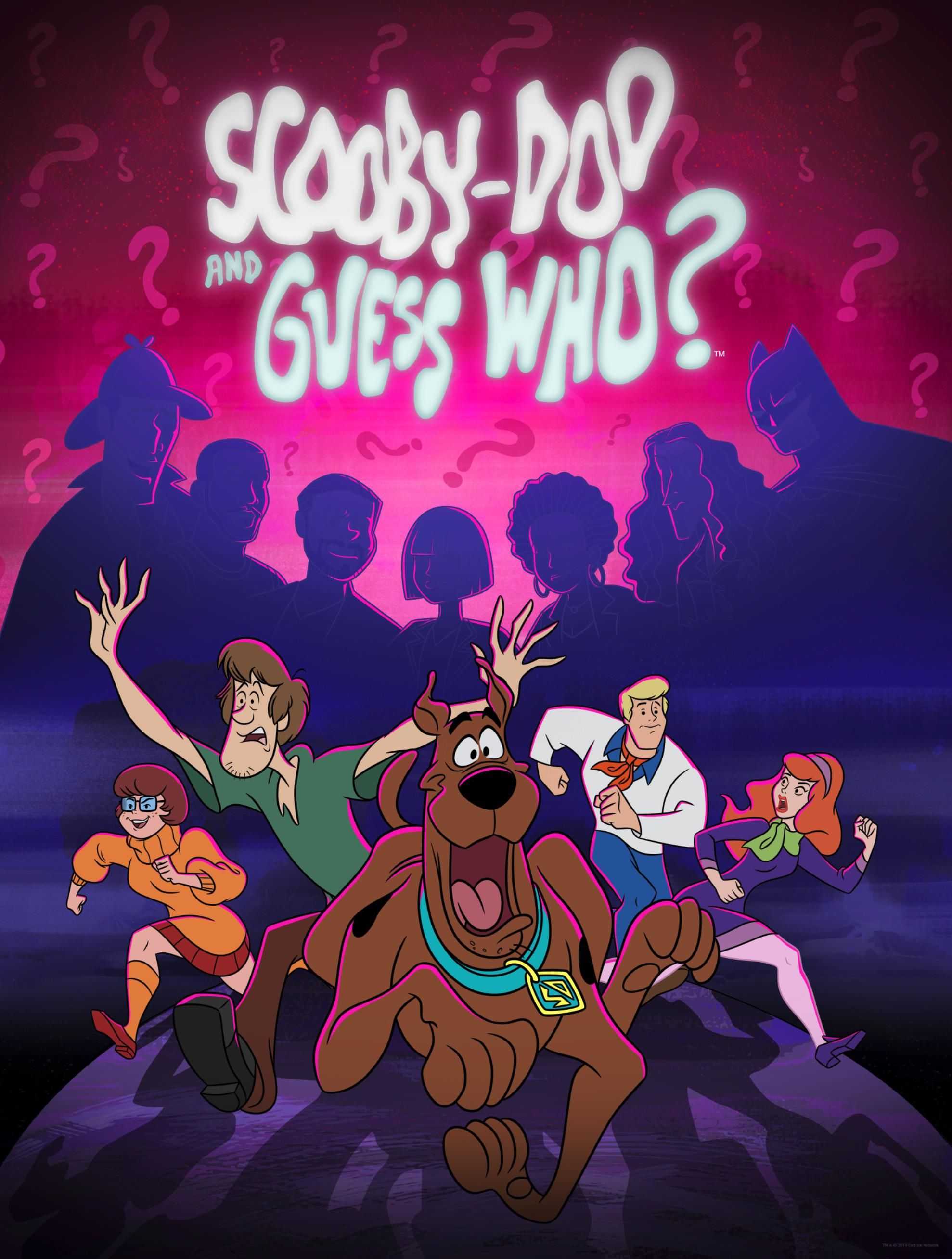 Scooby-Doo and Guess Who? - Season 4