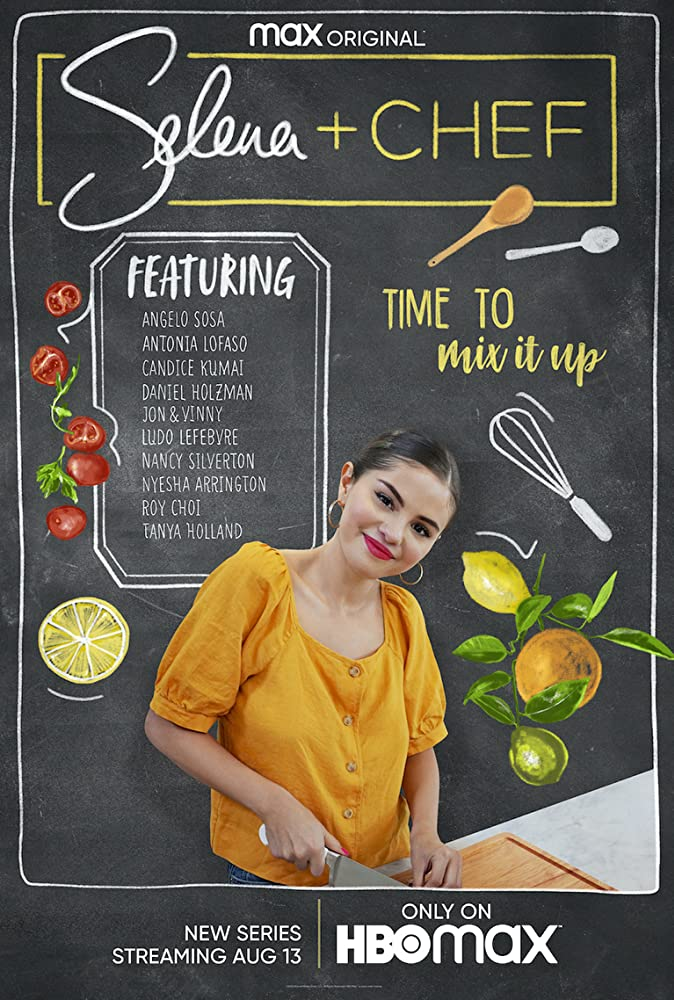 Watch Movie Selena + Chef - Season 1
