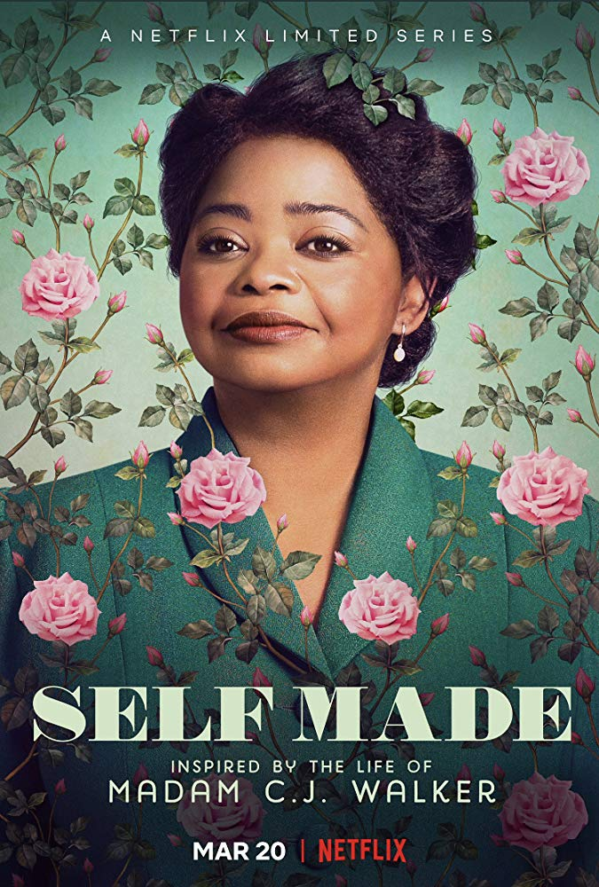 Watch Movie Self Made: Inspired By The Life Of Madam C.J. Walker - Season 1