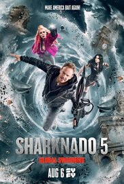 Watch Movie Sharknado 5: Global Swarming