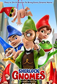 Watch Movie Sherlock Gnomes