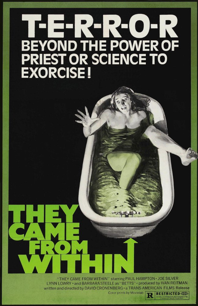 Watch Movie Shivers (They Came from Within)