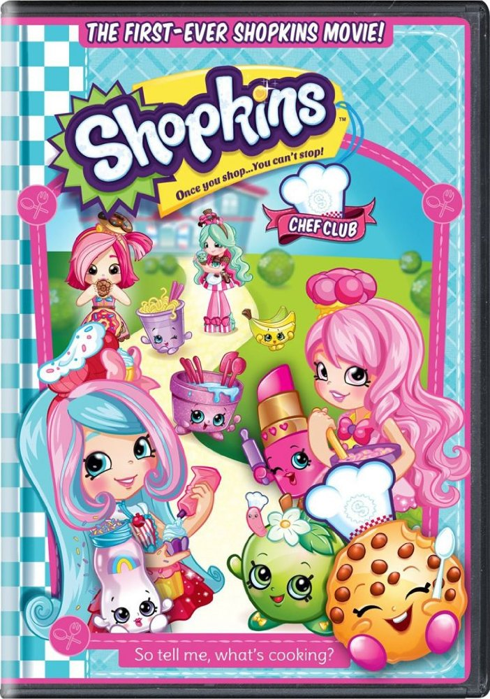 Watch Movie Shopkins: Chef Club