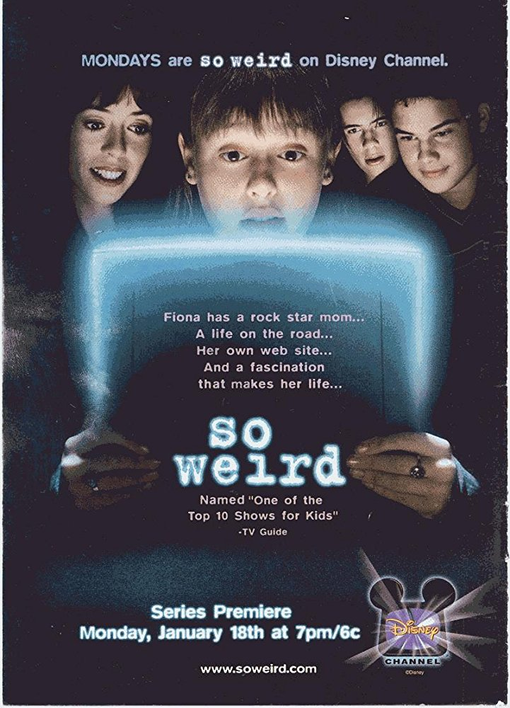 Watch Movie So Weird - Season 2