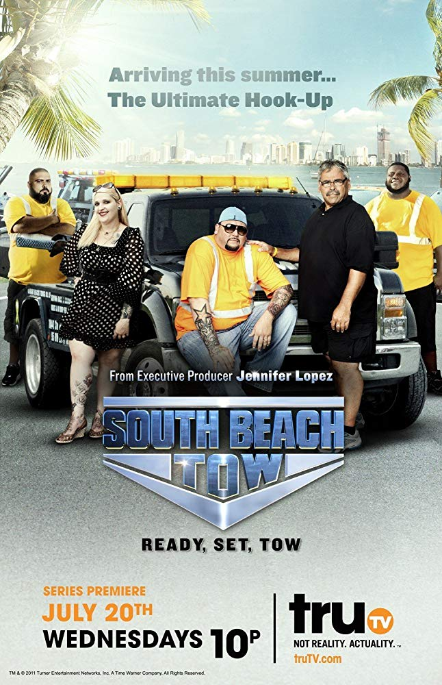 South Beach Tow - Season 3