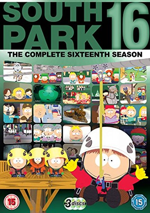 Watch Movie South Park - Season 16