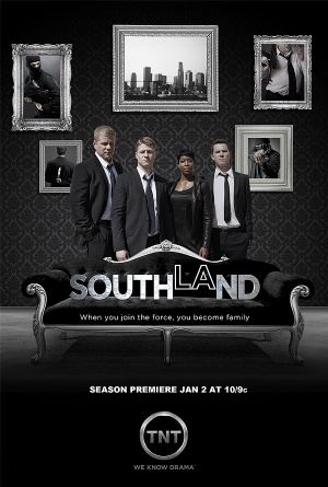 Watch Movie Southland - Season 4