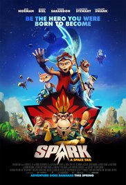 Watch Movie Spark: A Space Tail