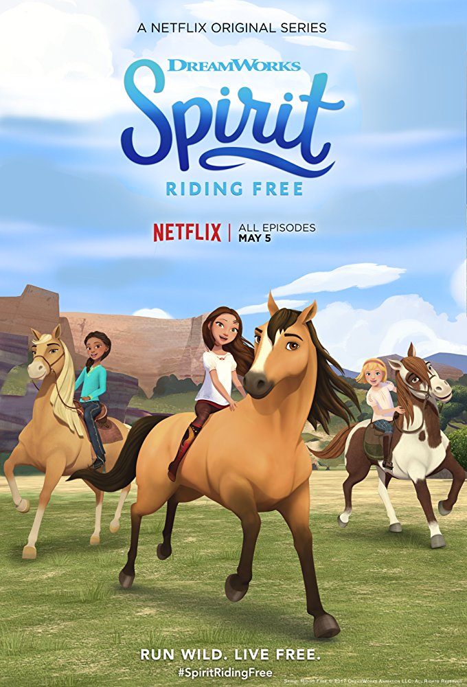 Watch Movie Spirit Riding Free - Season 5